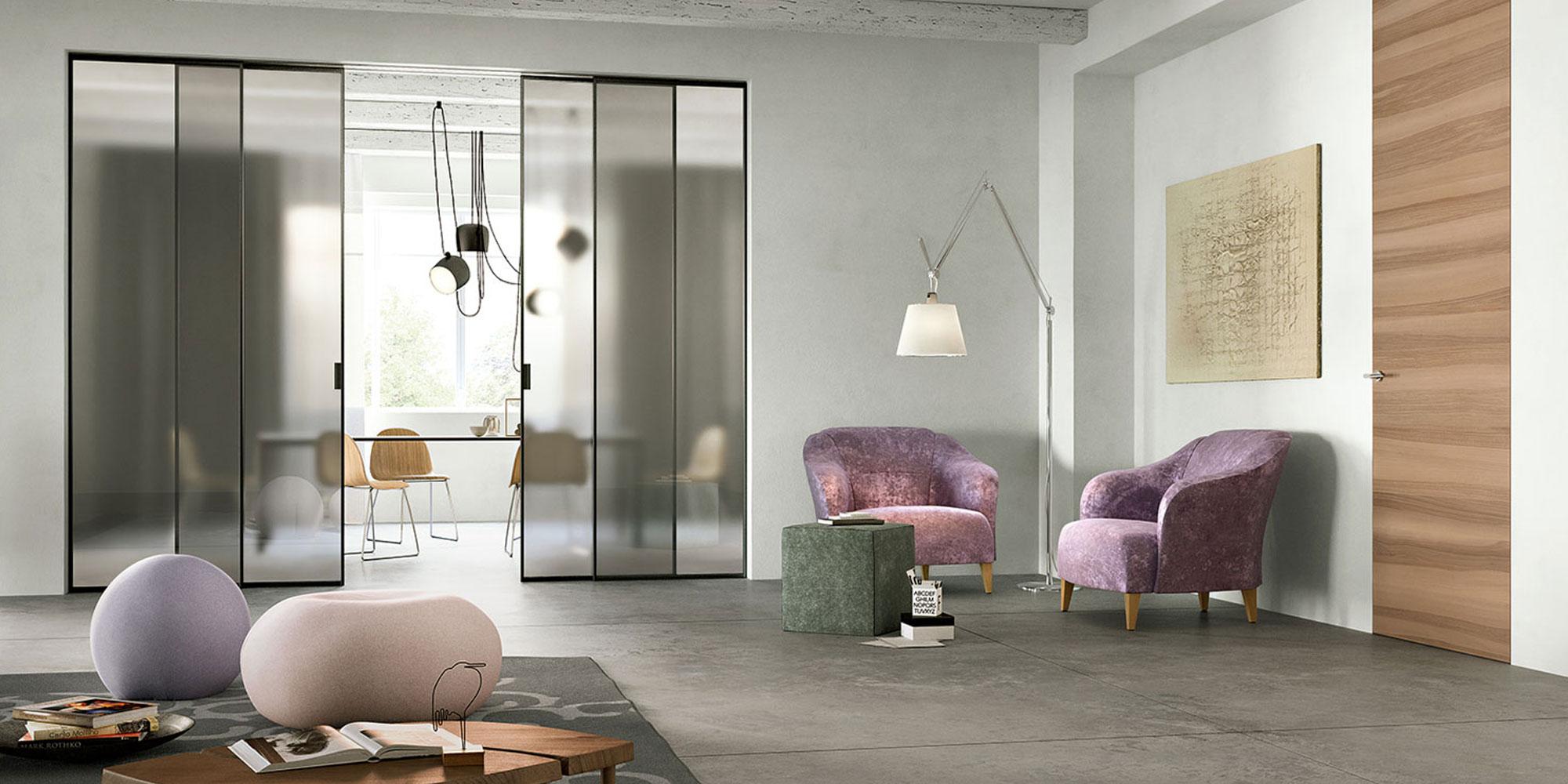 Porte interne - FerreroLegno | Arteca finestre